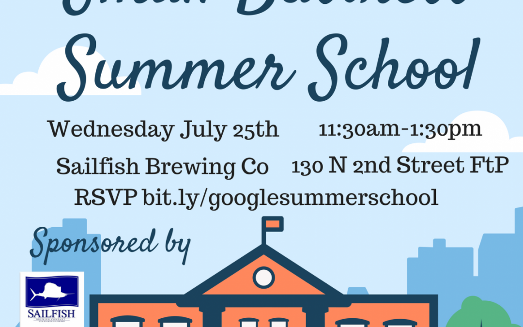 2018 Small Business Summer School