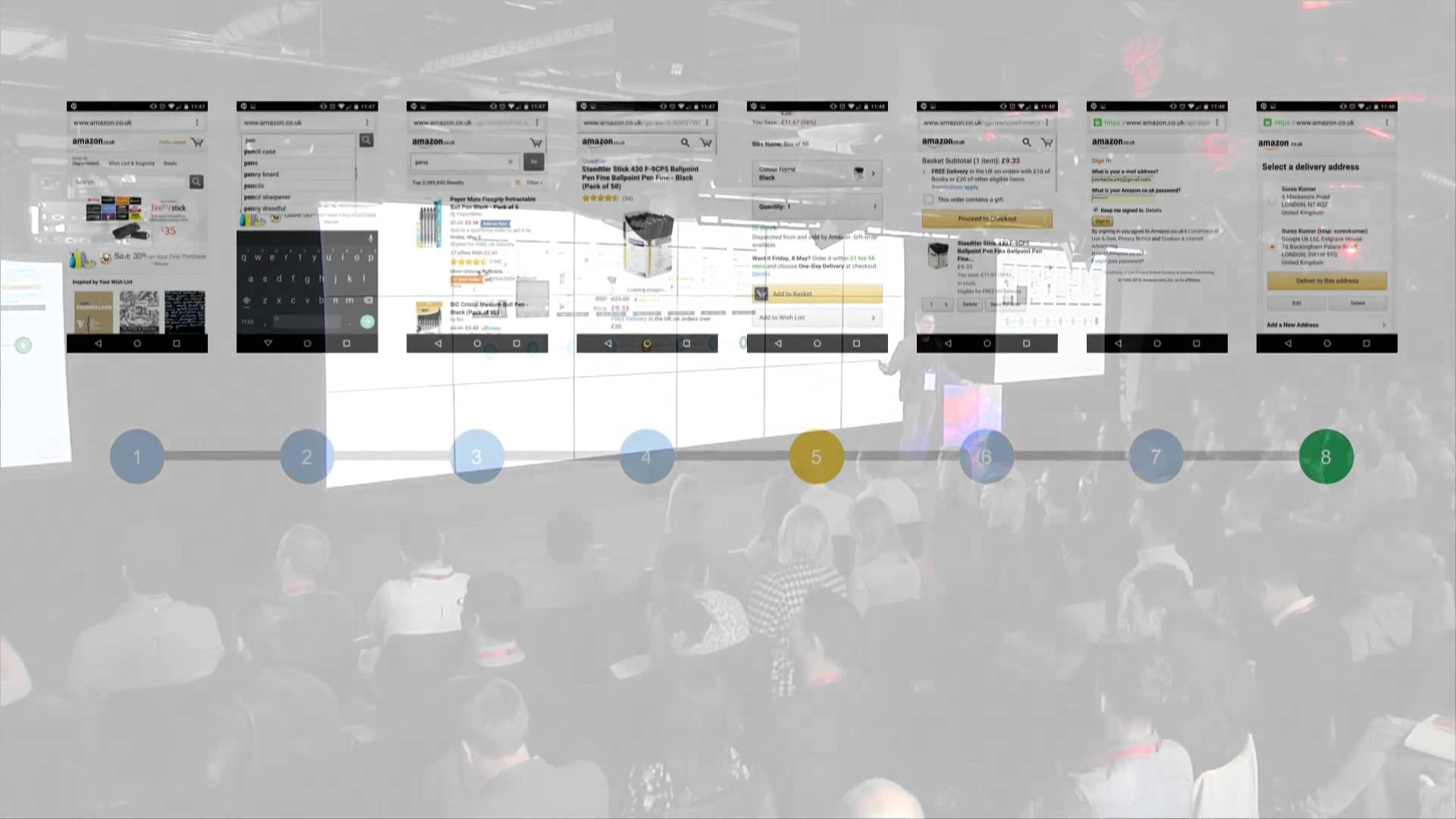 Rock Mobile: Designing the Mobile User Experience