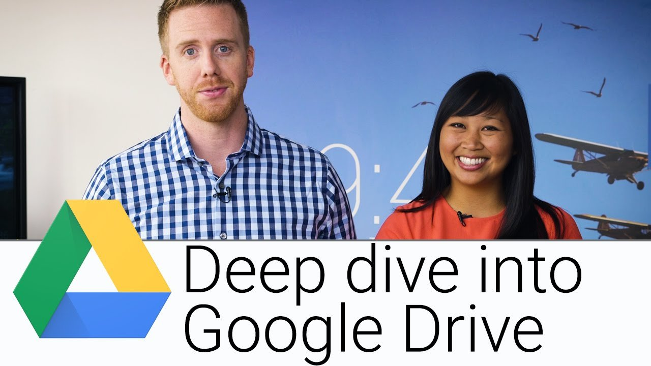 Google Drive Explained (VIDEO)
