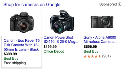 Automated Extensions for Google Shopping Ads