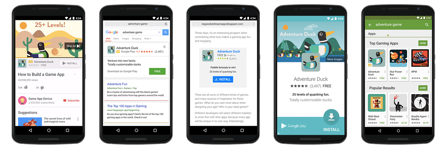Customer Match and App Promotion on AdWords