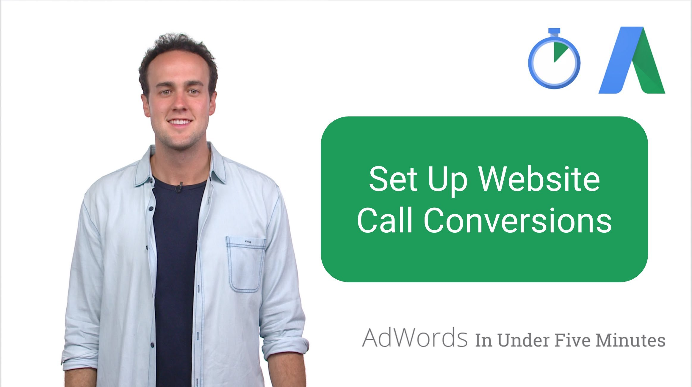 How to: Set Up Website Call Conversions (VIDEO)