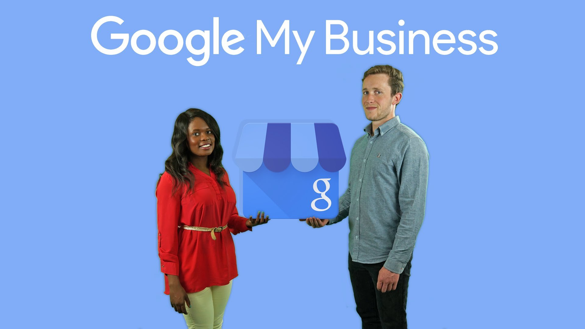 I can't find my business on Google