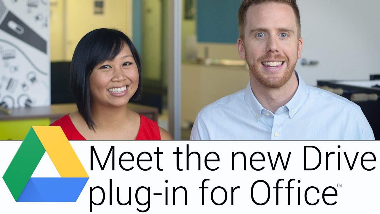 Office Plug-in for Google Drive