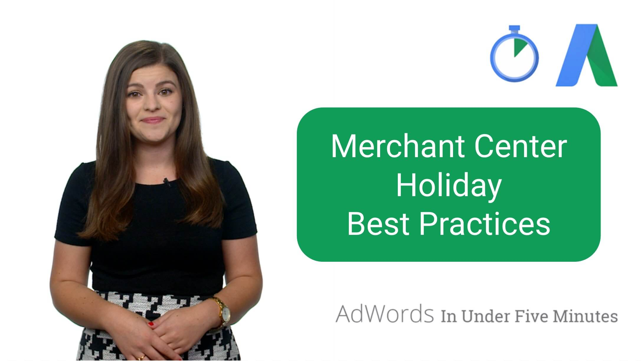 Get Your Google Shopping Campaigns Ready for the Holidays- Best Practices