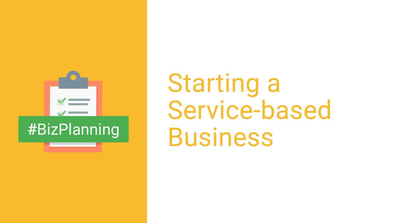 Launching a Service-based Business