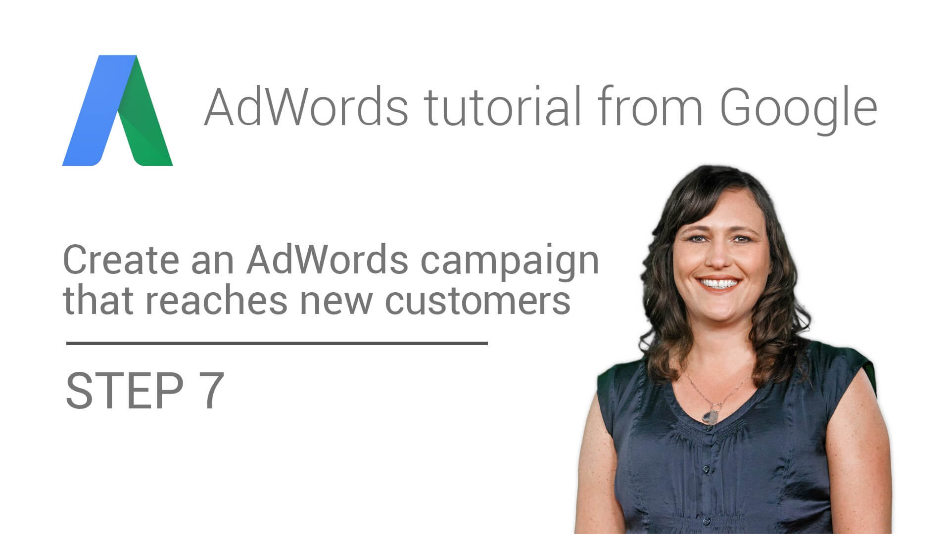 Step 7: Organize your account with ad groups