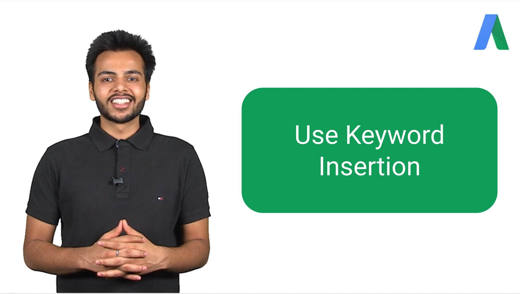 How to Use Keyword Insertion