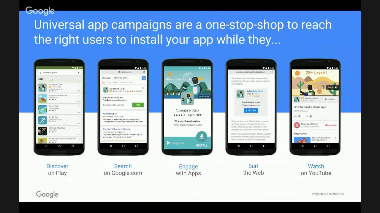 Promoting Your Mobile App with AdWords