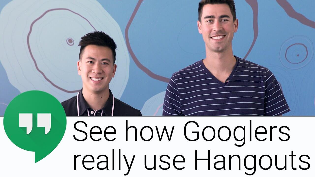 How to Communicate with Hangouts
