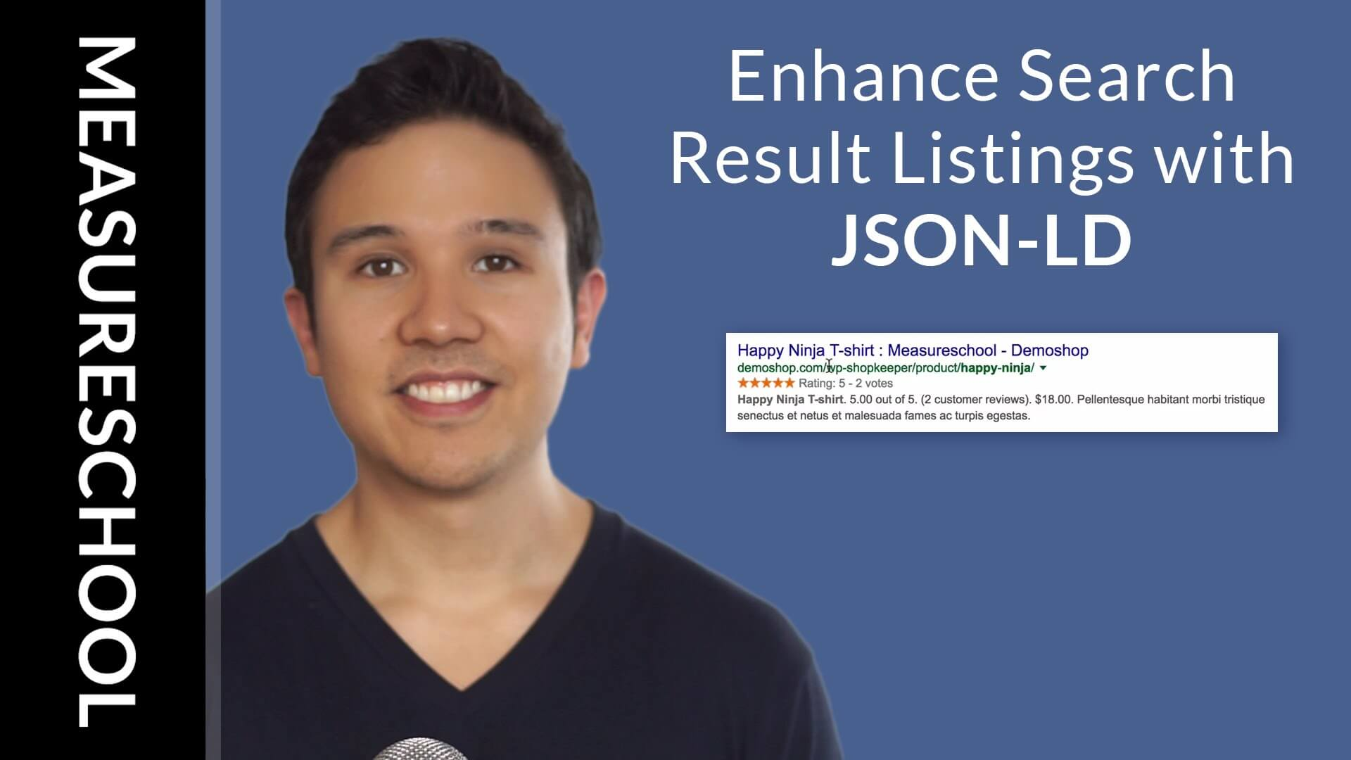 Enrich Search Results with JSON-LD Markup through Google Tag Manager