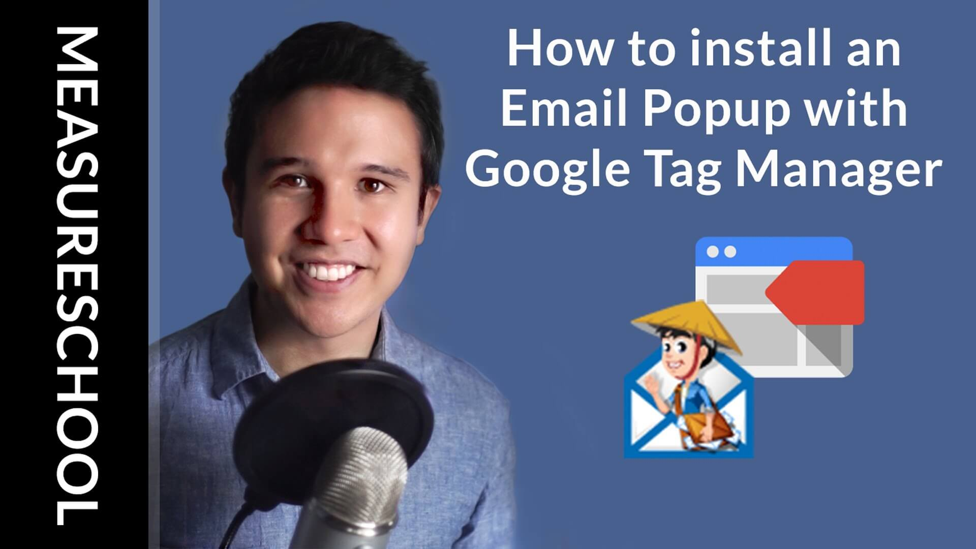 Implement an Email Popup with Google Tag Manager and Padiact