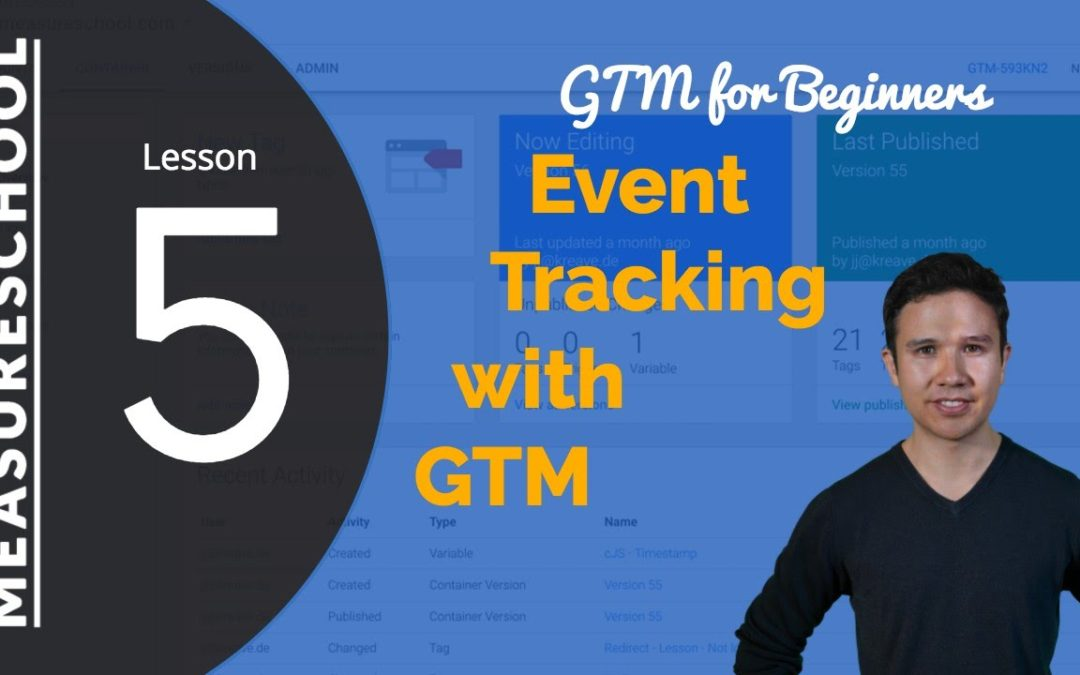Auto-Event Tracking with Google Tag Manager