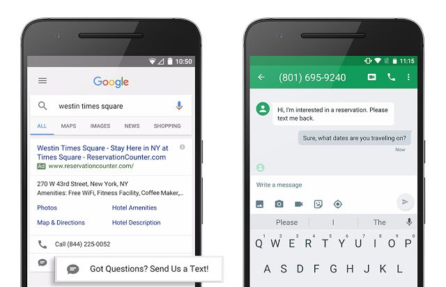 Click-to-message ads bring a new and easy way to talk to customers