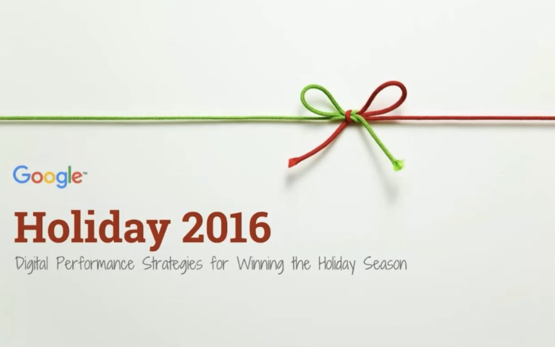 Get your AdWords Campaigns Ready for the Holiday Season
