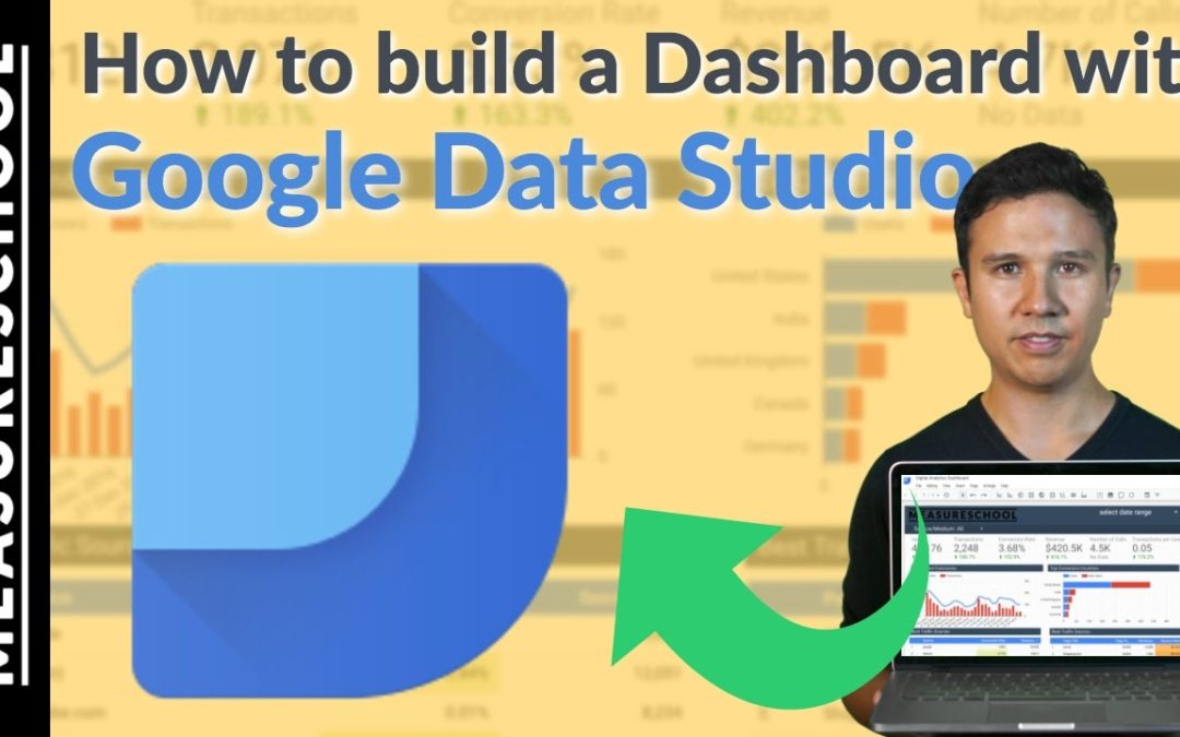 Google Data Studio Tutorial 2017 ?
