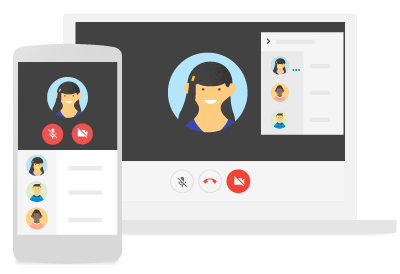 New Video Conferencing Experience with Hangouts Meet