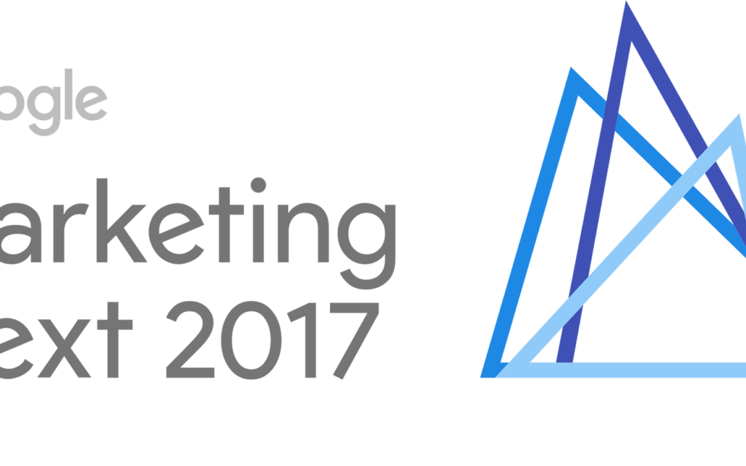 Google Marketing Keynote