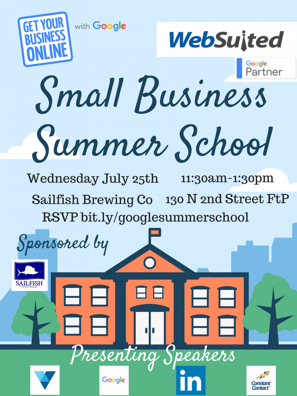 2018 Small Business Summer School - Websuited