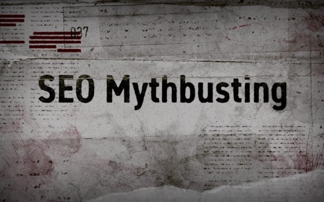 Busting SEO Myths on Web Performance